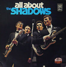 """THE SHADOWS """"Double Deluxe"""" 1960's Japan ONLY 24 song 2Lp CLIFF RICHARD"""
