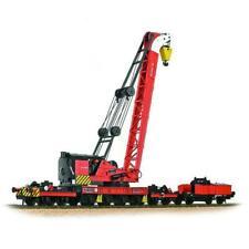 Bachmann 38803 Ransomes & Rapier 45T Steam Breakdown Crane - Red