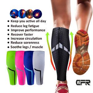 Beinbandage schiene Sport Kompressionsstrümpfe Kniebandage Stützstrümpfe Sport A