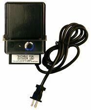 150 Watt 12V Low Voltage Landscape Lighting Transformer Led Compatible