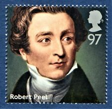 Robert Peel Conservative Party Prime Minister Politician 10 Downing Street U/M