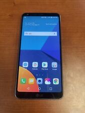 LG G6 H871 4G LTE 32GB Black (AT&T Or Cricket Only) Android Good Condition