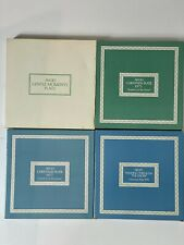 New ListingVintage Avon Christmas Plates and Gentle Moment Complete with Original Boxes