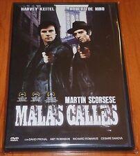 MALAS CALLES Mean Streets - Martin Scorsese - Robert De Niro & Harvey Keitel NUE