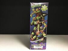 Nickelodeon Teenage Mutant Ninja Turtles 50 Piece Tower Puzzle - TMNT 5x19 Inch