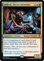MTG Ludevic, Necro-Alchemist FOIL Commander 2016 MYTHIC RARE NM/M SKU#280