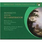 Donizetti: Lucia di Lammermoor (2010) Callas/Stefano/Gobbi. Serafin. CDx2