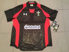 Under Armour Admiral Wru Rugby Shirt Size M Brand New With Tags 47% Off Msrp