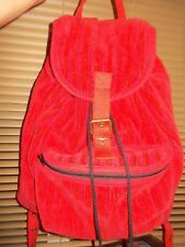 UNICA FASHION FINLAND WOOL BACKPACK EUC
