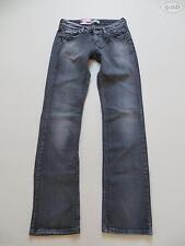 L34 Faded Damen-Jeans im Gerades Bein-Stil