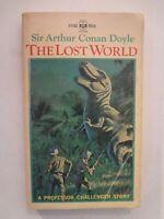 The Lost World by Sir Arthur Conan Doyle - Berkley Medallion F1162 PB - 1965