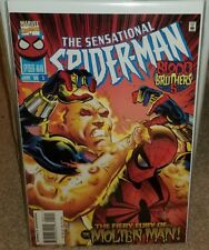 sensational Spiderman  5 vol.1 vf condition