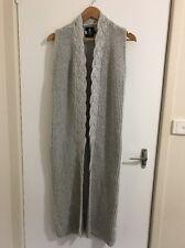 Volcom Knit Maxi Length Vest, Size XS-S