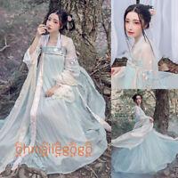 Hanfu Women's Dress Tops Chest Skirt Tang Dynasty Cosplay Dance Ancient Costume