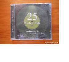 CD 25 NUMBER 1 HITS - VOLUME 2 (B5)