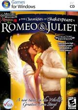 The Chronicles of Shakespeare Romeo & Juliet PC Games Windows 10 8 7 XP Computer
