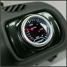 Audi A3 Mk1 8L1 Air Vent Pod Gauge Holder - Carbon Fibre Effect ABS