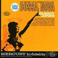 Quincy Jones : Big Band Bossa Nova CD (2005) ***NEW*** FREE Shipping, Save £s