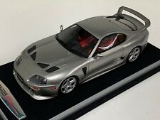 1/18 GT Spirit Otto Mobile Toyota Supra 3000 Turbo  in Silver OT303 Custom Base