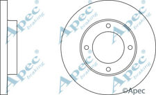 REAR BRAKE DISCS (PAIR) FOR PIAGGIO PORTER GENUINE APEC DSK305