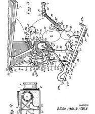 Vecchia/ANTICA fotocamera Hasselblad: informazioni storica 1935-1999