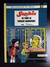 Sophie et la tiare 1973 PROCHE DU NEUF   Jidehem Vicq