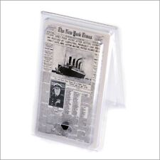 "RMS TITANIC COAL MINI ""NY TIMES"" 100TH ANNIV EDITION COA - AUTHENTIC MEMORABILIA"
