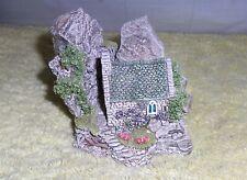 "Liliput Lane ""St Govan'S Chapel"" 1992 Handmade In Cumbria, Uk Welsh Collection"