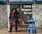 Japanese Pagoda/Lantern Diorama PROP ONLY Ninja/Samurai Action Figure 1/12 For Sale