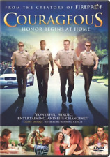 Courageous 0043396388338 With Kevin Downes DVD Region 1
