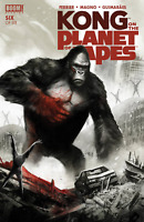 Kong on the Planet of the Apes #6 Comic Book 2018 - Boom