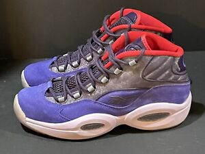 reebok Reebok Question Mid Ghost of Chritmas Future size 13