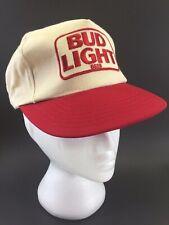 Vintage Bud Light Snapback Made in Usa
