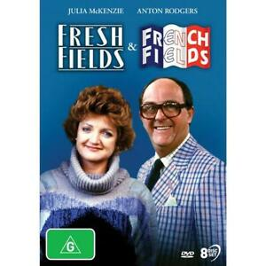 Fresh Fields & French Fields - The Complete Collection (Dvd,Region 4)
