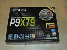 Asus P9X79 LGA 2011 Intel X79 SATA 6Gb/s USB 3.0 ATX Motherboard C6M