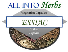 Essiac Vegetarian Capsules QTY 20-1000