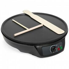 Crepe Maker Pan Pancake Machine Electric Commercial Nonstick Cooker Large Round
