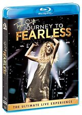 NEW Taylor Swift: Journey to Fearless (Blu-ray Disc, 2012) LIVE MOVIE >> UPC CUT