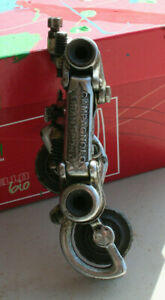 Campagnolo  rear derailleur Gran Sport from the 1950s in working condition