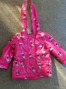 Baby raincoat 12-18 from George lovely style and quality