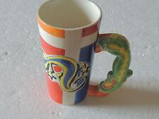 Florida Marketplace Coffee Mug Cool Lizard 6 X 5/12 Used