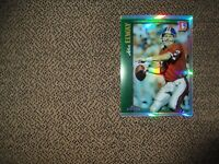 1997 TOPPS CHROME FOOTBALL SET JOHN ELWAY REFRACTOR #70, HOF, Broncos,**RARE**