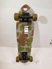 Alien Workshop Camo Skateboard Cruiser Complete