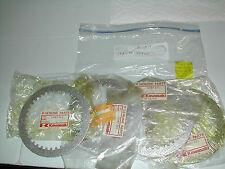 KAWASAKI STEEL CLUTCH PLATE NOS 13089-025 SET (QTY4) KX250 KX400 KX420