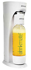 Drinkmate Carbonated Beverage Maker in Ivory White