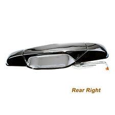 Rear Outer Chrome Door Handle Passenger Side For 2007-2013 Cadillac Escalade ESV