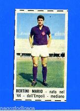 CORRIERE DEI PICCOLI 1966-67 - Figurina-Sticker - BERTINI - FIORENTINA -New