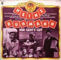 Heinz Rühmann Mir Geht's Gut LP Comp RE Vinyl Schallplatte 129885