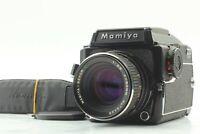 【MINT+】 MAMIYA M645 1000S Waist Level Finder , Sekor C 80mm f2.8 from JAPAN