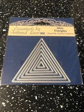 Tattered Lace Mini Triangles